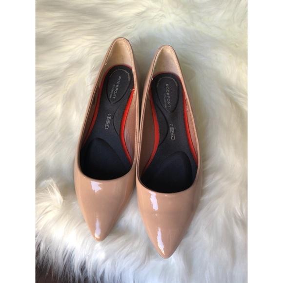 80d980dcec0c7 Rockport Shoes | Total Motion Adelyn Ballet Flat | Poshmark